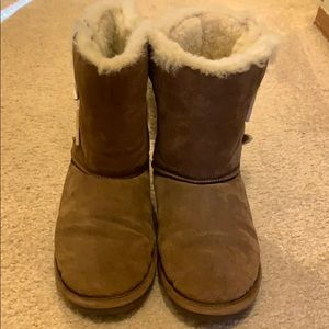 Bearpaw Boots- Size 10